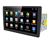 10.1' Android 10.0 Octa Core 2GB 32GB Double Din Car Stereo Radio with Bluetooth, GPS Navigation - Support Fastboot, WiFi, USB, MirrorLink, Backup Camera, AUX, Subwoofer, OBD2, Dash Cam