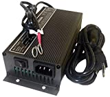 JAC0348-R 48V, 3A Schauer Battery Charger/Maintainer for 48 Volt Systems up to 40 Amp Hour Battery Capacity, with Ring Terminals