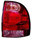 DEPO 312-1969R-AC Replacement Passenger Side Tail Light Assembly (This product is an aftermarket product. It is not created or sold by the OE car company)