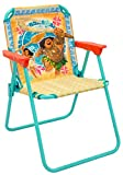 Disney Moana Kids Folding Patio Chairs