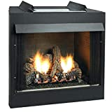 Deluxe 36 inch Vent-Free Firebox - Flush Face Refractory Liner