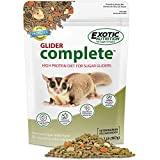 Glider Complete (2 lb) - Healthy High Protein Nutritionally Complete Staple Diet Sugar Glider Food
