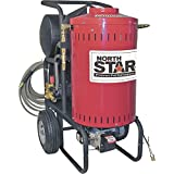 Northstar Electric Wet Steam and Hot Water Portable Pressure Power Washer - 1700 PSI, 1.5 GPM, 115 Volt, Model Number 157305