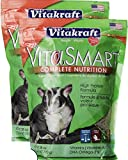Vitakraft VitaSmart Sugar Glider Food - High Protein Formula, 28 Ounce (2 Pack)