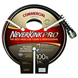 Teknor Apex Neverkink, 9844-100 PRO Water Hose, 3/4-in x 100-feet
