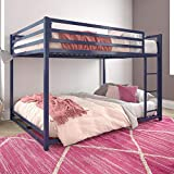 DHP Miles Metal Full, Blue Bunk Bed