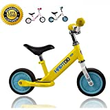 Baby Balance Bike - 7 in for 1 2 3 Year Old, Sturdy & Lightweight Laufrad, for Kids