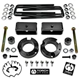 TORCH 3' Full Lift Kit for 2005-2021 Toyota Tacoma 4X4 4WD w Differential Drop TRD SR5