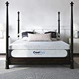 Classic Brands Cool Gel Memory Foam 14-Inch Mattress with 2 BONUS Pillows | CertiPUR-US Certified | Bed-in-a-Box, King