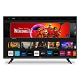 VIZIO 24-inch D-Series Full HD 1080p Smart TV with Apple AirPlay and Chromecast built-in, Screen Mirroring for Second Screens, & 150+ Free Streaming Channels (D24f-G1)