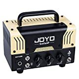 JOYO METEOR (Sound of ORANGE) BanTamP Series 20 Watt Dual Channel Amp Head for Electric Guitar Mini Tube Amplifier Head with Bluetooth