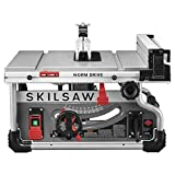 SKILSAW SPT99T-01 8-1/4 Inch Portable Worm Drive Table Saw