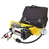 Car+ Original Volcano Portable Dc12v Multi-use Heavy Duty Air Compressor Tire
