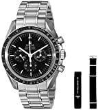 Omega Men's Speedmaster Analog Display Mechanical Hand Wind Silver Watch 311.30.42.30.01.006