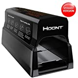 Hoont Powerful Electronic Rodent Trap - Clean and Humane Extermination of Mice, Rats and Squirrels [Upgraded Version]