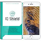 IQ Shield Tempered Ballistic Glass Screen Protector for Apple iPhone 7 Transparent HD and Shatter-Proof Shield