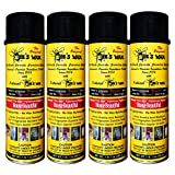 The Original BEE'S WAX Old World Formula Furniture Polish - 4 Pack