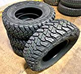 Set of 4 (FOUR) Accelera M/T-01 Mud-Terrain Radial Tires-LT235/75R15 104/101Q LRC 6-Ply