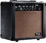 Stagg 10 AA USA 10-Watt Acoustic Guitar Amplifier