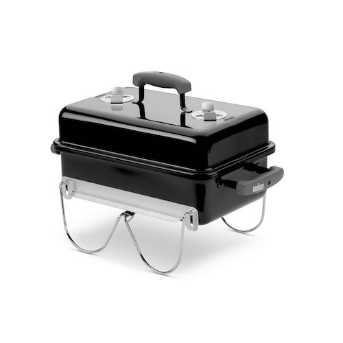 10. Weber 121020 Go-Anywhere Charcoal Grill