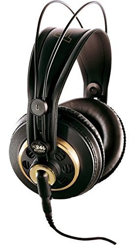 Best Headphones for Bass: 5. AKG K 240 Semi-Open Studio Headphones