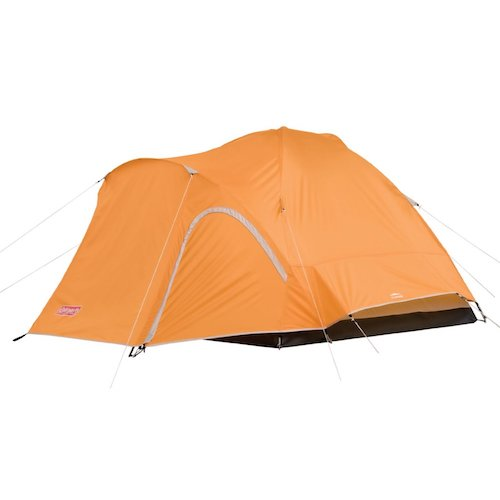 4. Sundome 3 Person Tent: Green and Navy color options
