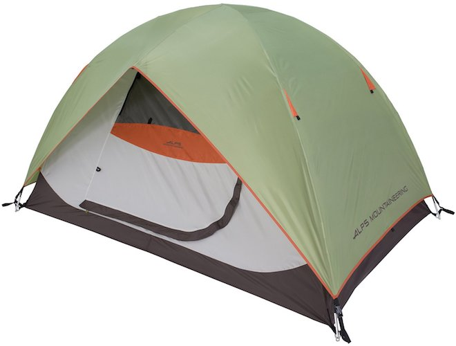 9. ALPS Mountaineering Meramac 3 Person FG Tent
