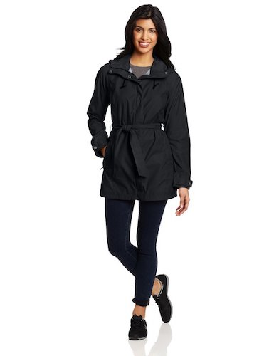 Best Trench Rain Coat: 1. Columbia Women's Pardon My Trench Rain Jacket