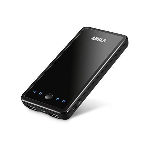 Top 10 Best Portable Charger External Battery PowerBank: 2. Anker Astro E3 Ultra Compact 10000mAh Portable Charger
