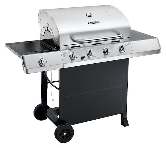 Top 10 Best Gas Grills Reviews – 2017