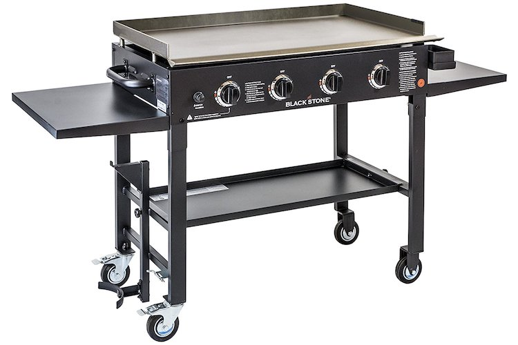 9: Blackstone 36 inch Outdoor Cooking Gas Grill Griddle Station
