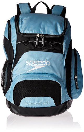 8. Speedo Large Teamster Backpack, 35-Liter