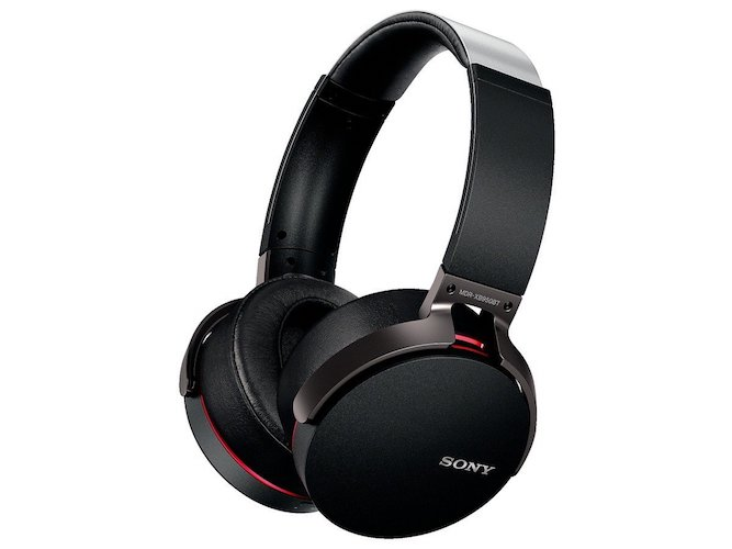 Best Headphones for Bass: 1. Sony MDRXB950BT/B Extra Bass Bluetooth Headphones (Black)