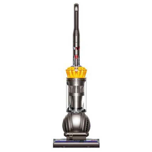 Best Vacuums for Hard Floors: 8. Dyson 206900-01 Ball Multi Floor Upright Corded Vacuum, Yellow and Iron