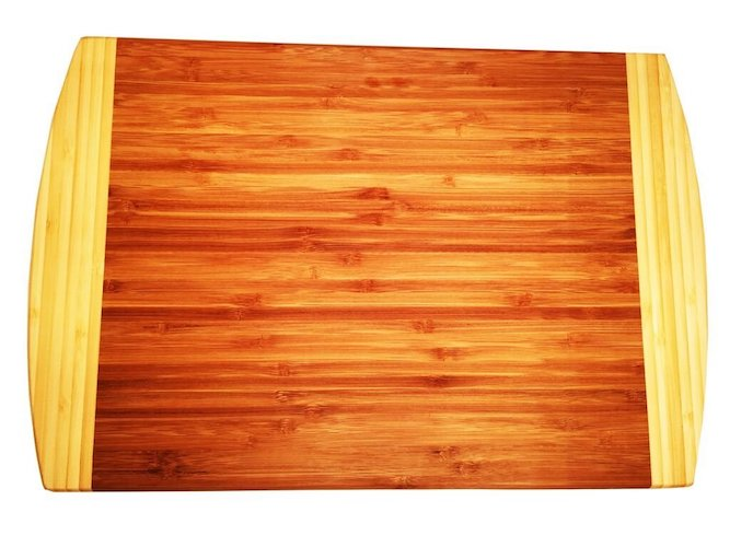 8. Dura case Bamboo Cutting Board | Large 18