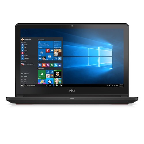 7. Dell Inspiron i7559-2512BLK 15.6 Inch FHD Laptop