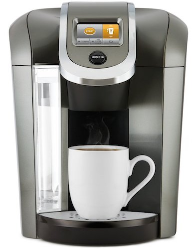 2. Keurig K575 Single Serve Programmable K-Cup Coffee Maker
