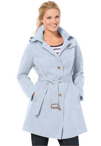 Top 10 Best Trench Rain Coat for Women in 2017 Reviews (Buying ...