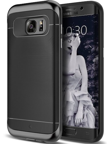 Top 10 Best Samsung Galaxy S7 Edge Cases: 8. Galaxy S7 Edge Case, Wavelength Series