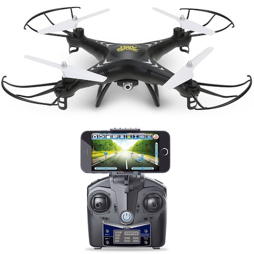 Top 10 Best Drones Sale: 10. Holy stone HS 110 FPV drone