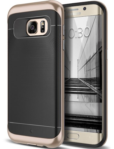 Top 10 Best Samsung Galaxy S7 Edge Cases: 9. Galaxy S7 Edge Case, Modern Grip