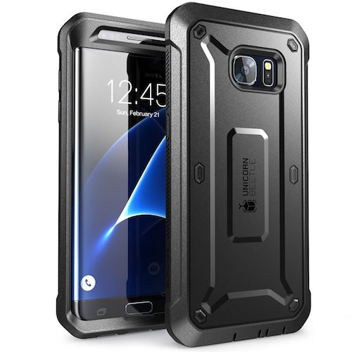 Top 10 Best Samsung Galaxy S7 Edge Cases: 1. Supcase Unicorn Beetle PRO