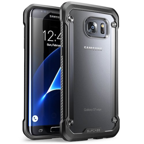 Top 10 Best Samsung Galaxy S7 Edge Cases: 7. Galaxy S7 Edge Case, SUPCASE