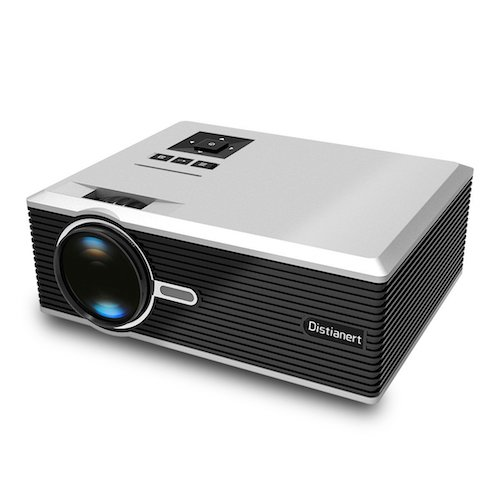 Best Home Theater Projectors Under $500 in 2018 – Top 10 Reviews