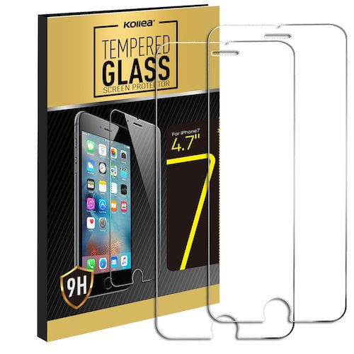 5. Kollea 9H Ballistic Nano Tempered Glass Screen Protector