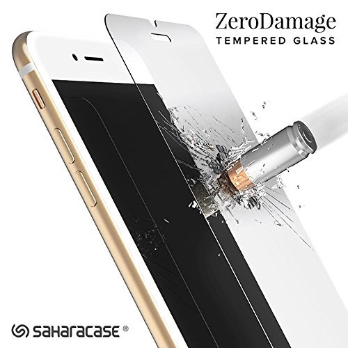 4. iPhone 7 6S 6 ZeroDamage Tempered Glass Screen Protector