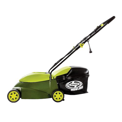 5. Sun Joe MJ401E Mow Joe 14-Inch 12 Amp Electric Lawn Mower
