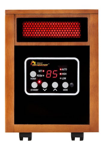 1. Dr Infrared Heater Portable Space Heater