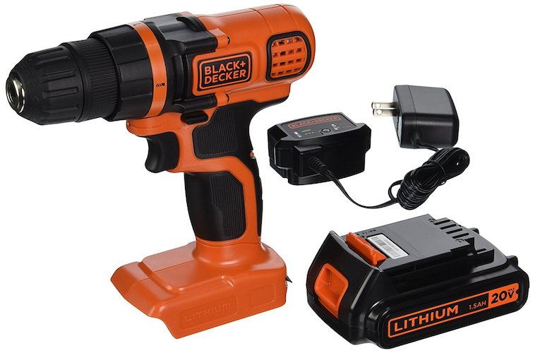 2. Lithium-ion Cordless Driver