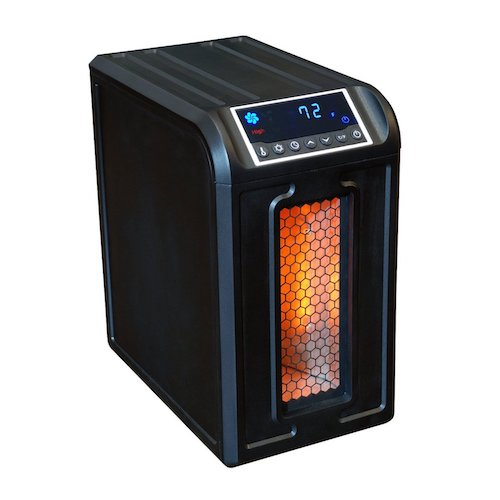 3. Homegear Pro 1500w Large Room Infrared Space
